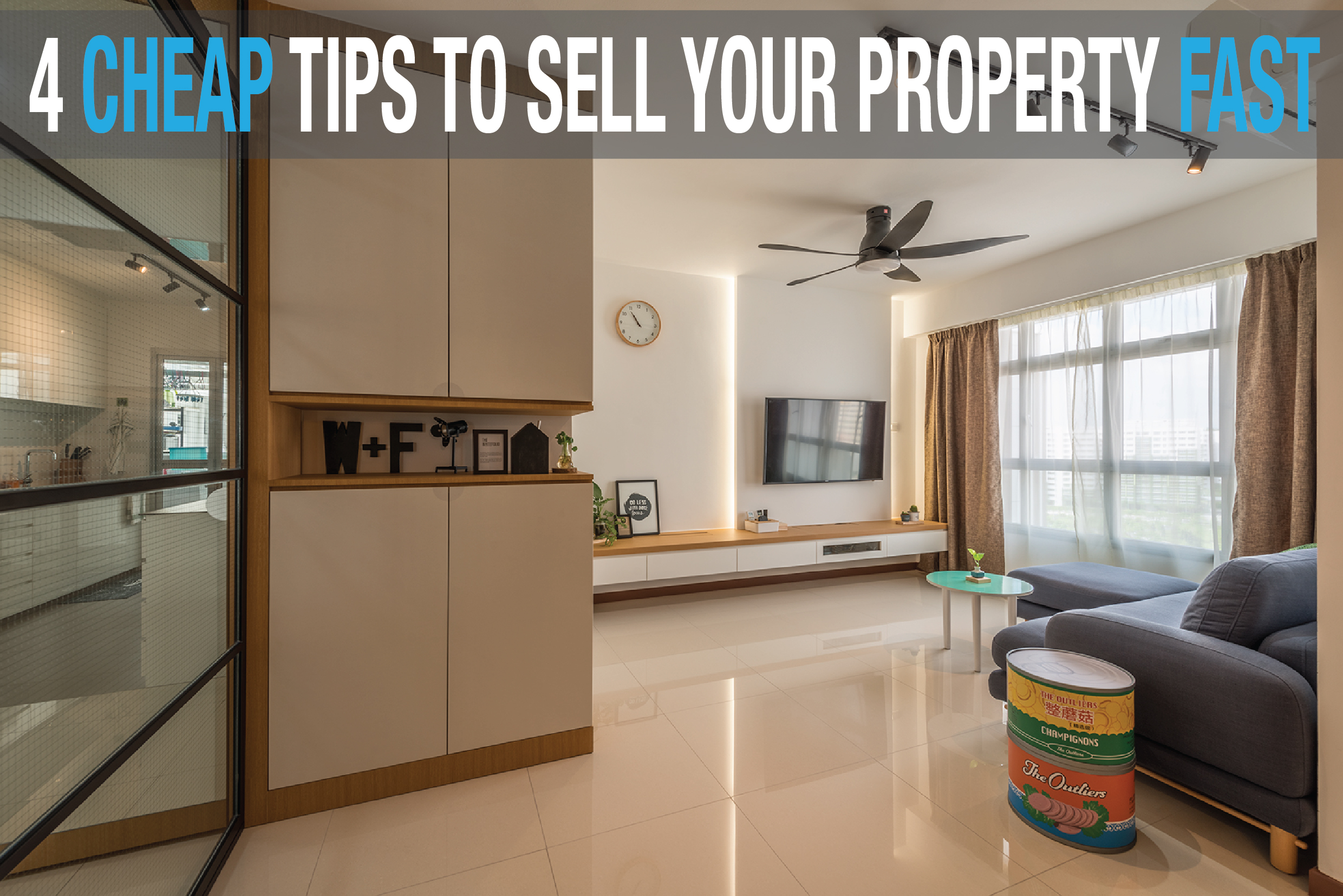 Four Inexpensive Tips To Sell Your Property Fast!